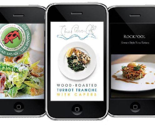 Mobile Apps Restaurants