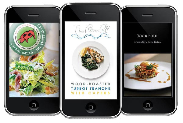 Mobile Apps Restaurants